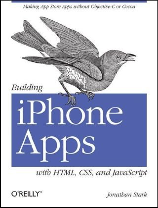 Building iPhone Apps book cover