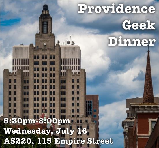 ProvGeek-July 2014